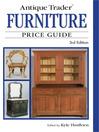 Antique Trader Furniture Price Guide (eBook)