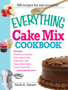 The Everything Cake Mix Cookbook (eBook)