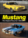 Mustang (eBook): The Original Pony Car