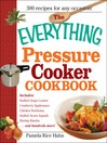 The Everything Pressure Cooker Cookbook (eBook)