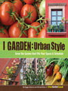 I Garden (eBook): Urban Style