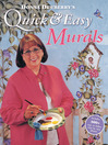 Donna Dewberry's Quick & Easy Murals (eBook)