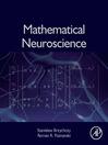 Mathematical  Neuroscience (eBook)
