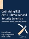 Optimizing IEEE 802.11i Resource and Security Essentials (eBook): For Mobile and Stationary Devices