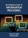 An Introduction to Information Processing (eBook)