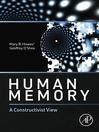 Human Memory (eBook): A Constructivist View