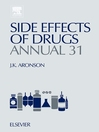 Side Effects of Drugs Annual (eBook): A worldwide yearly survey of new data and trends in adverse drug reactions