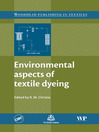 Environmental Aspects of Textile Dyeing (eBook)