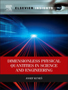 Dimensionless Physical Quantities in Science and Engineering (eBook)