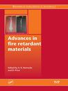Advances in Fire Retardant Materials (eBook)