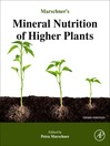 Marschner's Mineral Nutrition of Higher Plants (eBook)