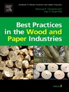 Handbook of Pollution Prevention and Cleaner Production Volume 2 (eBook): Best Practices in the Wood and Paper Industries: Best Practices in the Wood and Paper Industries