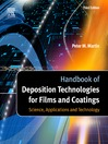 Handbook of Deposition Technologies for Films and Coatings (eBook): Science, Applications and Technology