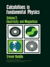Calculations in Fundamental Physics (eBook): Electricity and Magnetism