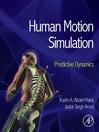 Human Motion Simulation (eBook): Predictive Dynamics