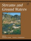 Streams and Ground Waters (eBook)