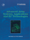 Advanced Array Systems, Applications and RF Technologies (eBook)