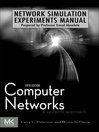 Network Simulation Experiments Manual (eBook)