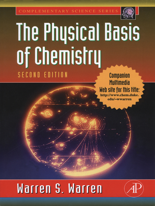 The Physical Basis of Chemistry (eBook)