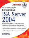 Dr. Tom Shinder's Configuring ISA Server 2004 (eBook)