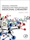Organic Chemistry Concepts and Applications for Medicinal Chemistry (eBook)