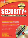 Security + Study Guide and DVD Training System (eBook)