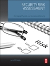 Security Risk Assessment (eBook): Managing Physical and Operational Security