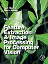 Feature Extraction & Image Processing for Computer Vision (eBook)