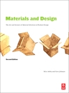 Materials and Design (eBook): The Art and Science of Material Selection in Product Design