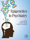 Epigenetics in Psychiatry (eBook)