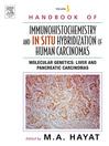 Handbook of Immunohistochemistry and in situ Hybridization of Human Carcinomas (eBook): Molecular Genetics: Liver and Pancreatic Carcinomas V3