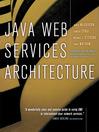 Java Web Services Architecture (eBook)