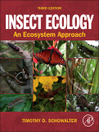 Insect Ecology (eBook): An Ecosystem Approach