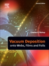 Vacuum Deposition onto Webs, Films and Foils (eBook)