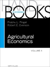 Agricultural Development: Farm Policies and Regional Development (eBook)