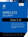 Wireless Security (eBook): Know It All: Know It All
