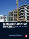Earthquake-Resistant Structures (eBook): Design, Build, and Retrofit