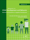 Rational Constructivism in Cognitive Development (eBook)