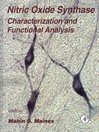 Nitric Oxide Synthase (eBook): Characterization and Functional Analysis: Characterization and Functional Analysis