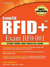 RFID+ Study Guide and Practice Exams (eBook): Study Guide and Practice Exams