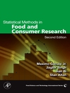 Statistical Methods in Food and Consumer Research (eBook)