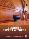 From the Files of a Security Expert Witness (eBook)
