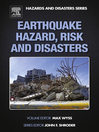 Earthquake Hazard, Risk, and Disasters (eBook)