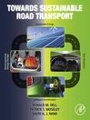 Towards Sustainable Road Transport (eBook)