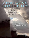 Generating Electricity in a Carbon-Constrained World (eBook)
