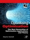 Optimizing Optimization (eBook): The Next Generation of Optimization Applications and Theory