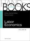 HANDBOOK OF LABOR ECONOMICS, VOL 4B (eBook)