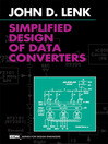 Simplified Design of Data Converters (eBook)