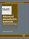 Advanced Piezoelectric Materials (eBook): Science and Technology