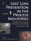 Lees' Loss Prevention in the Process Industries (eBook): Hazard Identification, Assessment and Control